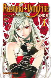 Rosario + Vampire Ano II #01