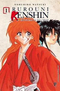 Rurouni Kenshin #01