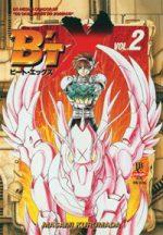 capa de B'tX #02