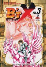capa de B'tX #03