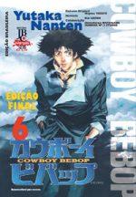 capa de Cowboy Bebop #06