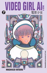 capa de Video Girl Ai #07