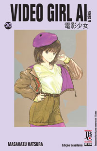 capa de Video Girl Ai #20