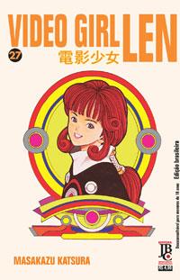 capa de Video Girl Len #27