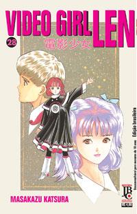capa de Video Girl Len #28