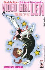 capa de Video Girl Len #30