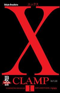 capa de X #01