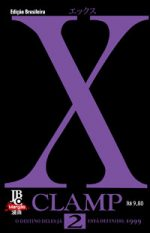 capa de X #02