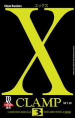capa de X #03