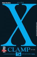 capa de X #05
