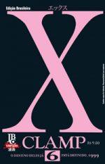 capa de X #06