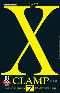 capa de X #07