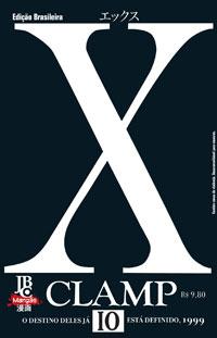 capa de X #10