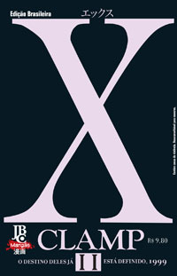 capa de X #11