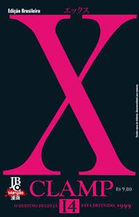 capa de X #14