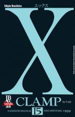 capa de X #15