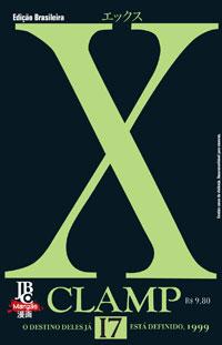 capa de X #17