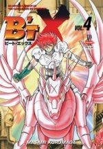capa de B'tX #04