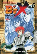 capa de B'tX #05