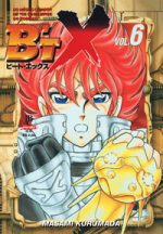 capa de B'tX #06
