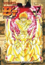 capa de B'tX #07