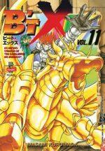 capa de B'tX #11