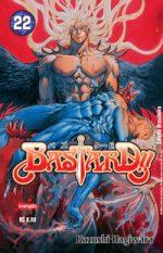 capa de Bastard!! #22
