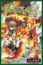 capa de Tsubasa #03