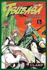 capa de Tsubasa #06
