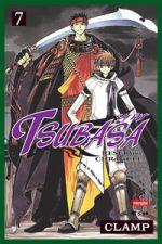 capa de Tsubasa #07