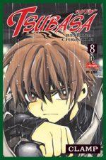 capa de Tsubasa #08