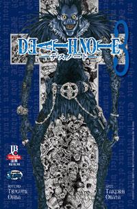 capa de Death Note #03