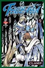 capa de Tsubasa #09