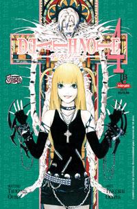 capa de Death Note #04