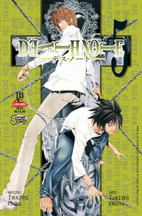 capa de Death Note #05