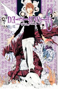 capa de Death Note #06