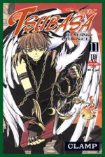 capa de Tsubasa #11
