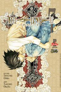 capa de Death Note #07