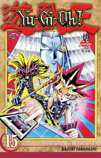 capa de Yu-Gi-Oh #15