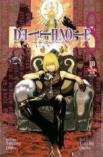 capa de Death Note #08