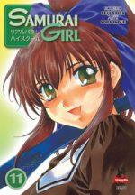 capa de Samurai Girl #11