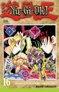 capa de Yu-Gi-Oh #16
