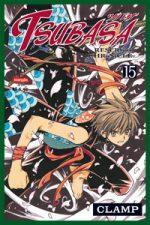 capa de Tsubasa #15