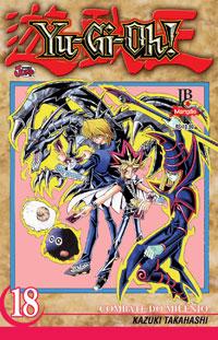 capa de Yu-Gi-Oh #18