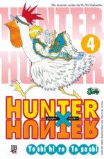 capa de Hunter X Hunter #04
