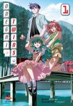 capa de Onegai Twins #01