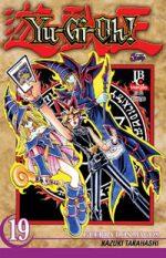 capa de Yu-Gi-Oh #19