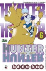 capa de Hunter X Hunter #06