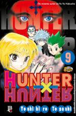 capa de Hunter X Hunter #09