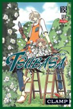capa de Tsubasa #18